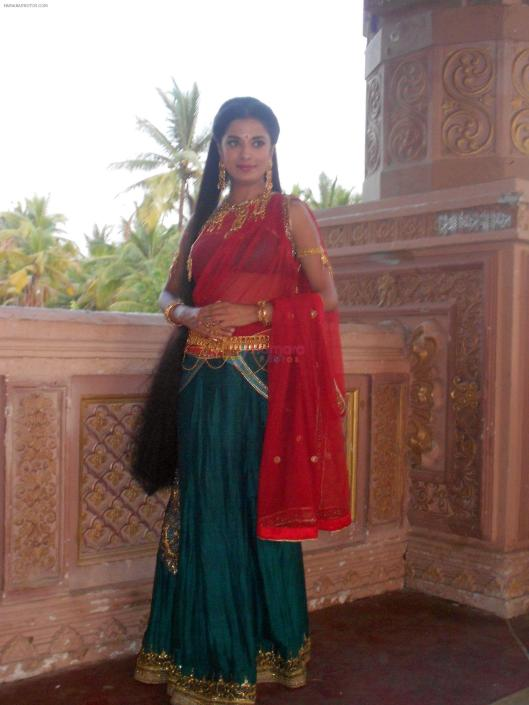 Pooja Sharma Draupadi in Mahabharat shown to user